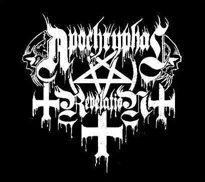 Apochryphal Revelation - Logo