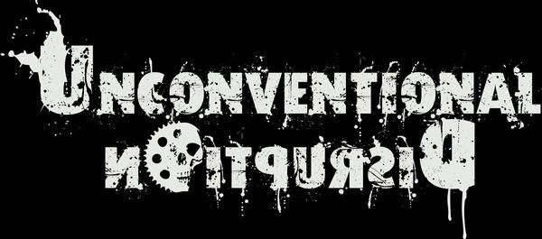 Unconventional Disruption - Logo