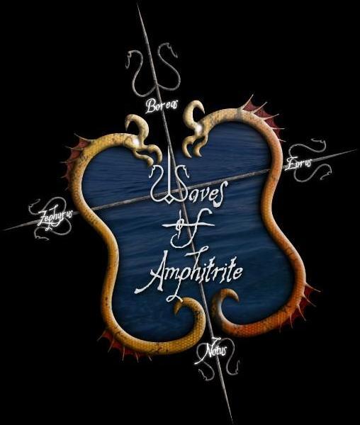 Waves of Amphitrite - Logo