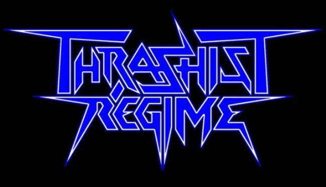 Thrashist Regime - Logo