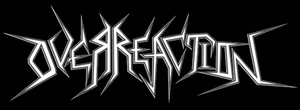 Over Reaction - Logo