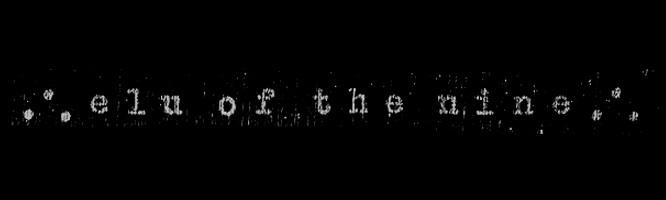 Elu of the Nine - Logo