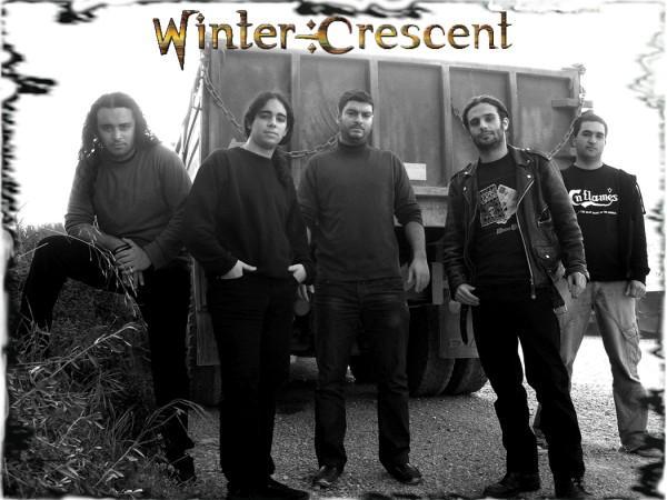 Winter Crescent - Photo
