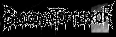 Bloody Act of Terror - Logo
