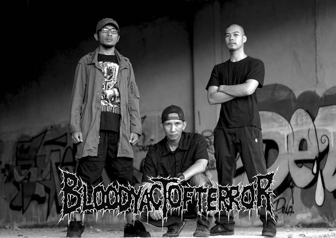 Bloody Act of Terror - Photo