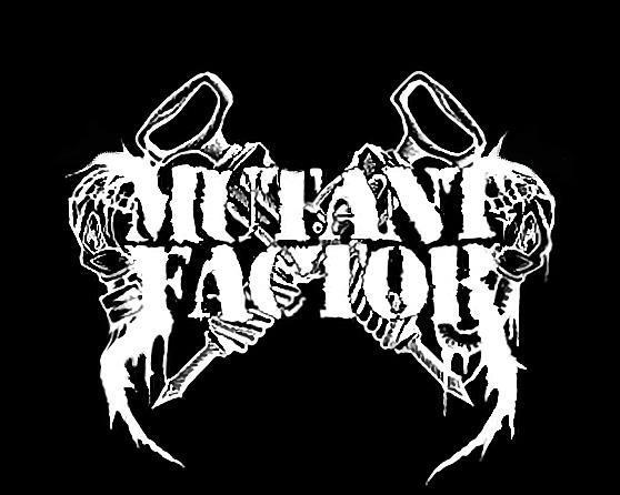 Mutant Factor - Logo