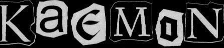 Kaemon - Logo