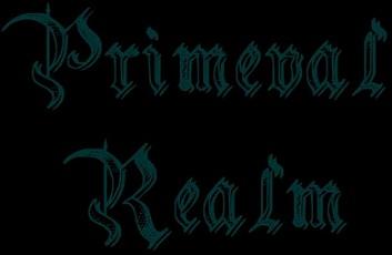Primeval Realm - Logo