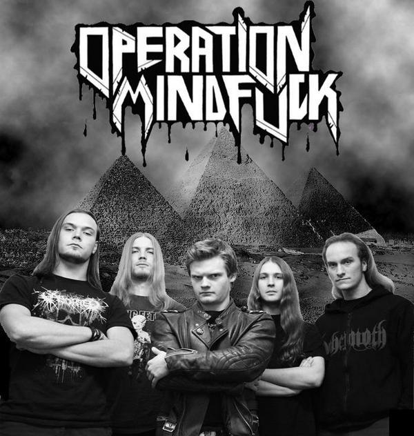 Operation Mindfuck - Photo