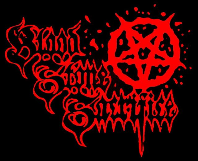 Blood Stone Sacrifice - Logo