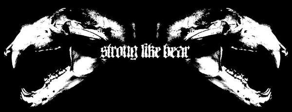 Strong like Bear - Logo