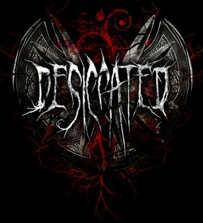 Desiccated - Logo