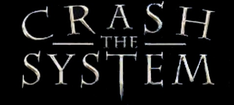 Crash the System - Logo