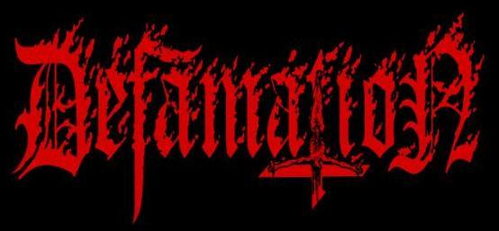 Defamation - Logo
