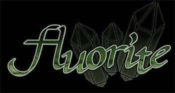 Fluorite - Logo