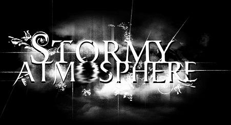 Stormy Atmosphere - Logo