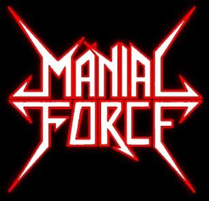 Maniac Force - Logo