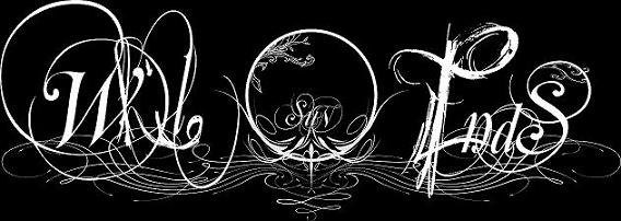 While Sun Ends - Logo