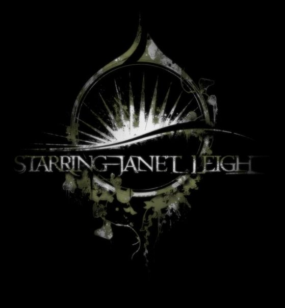 Starring Janet Leigh - Logo