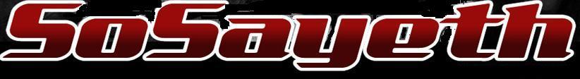 SoSayeth - Logo