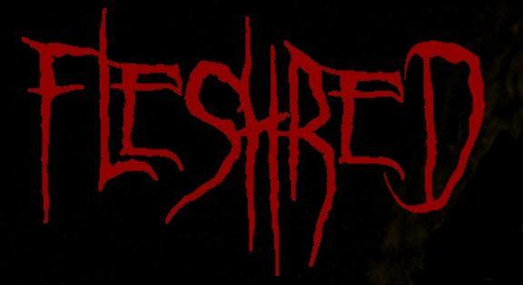 Fleshred - Logo