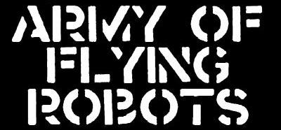 Army of Flying Robots - Logo