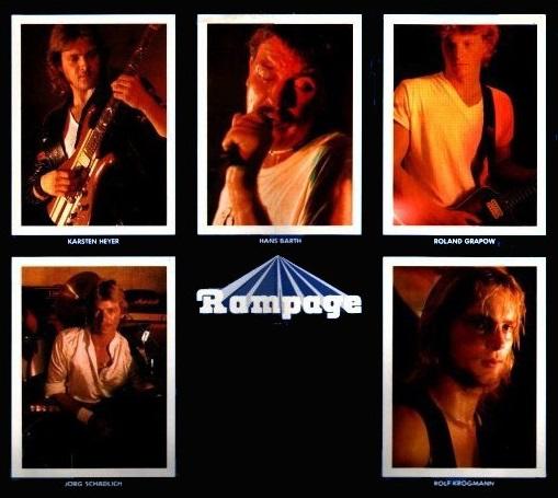 Rampage - Photo