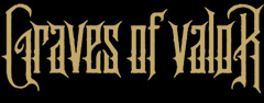 Graves of Valor - Logo