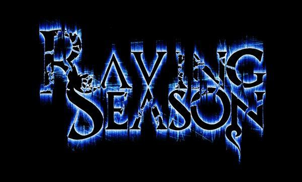 Raving Season - Logo