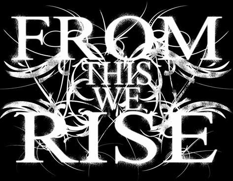 From This We Rise - Logo