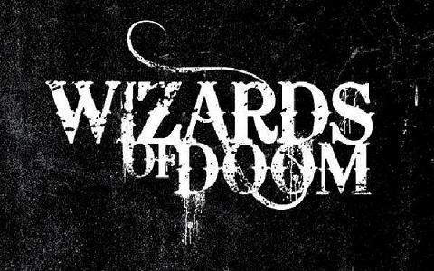 Wizards of Doom - Logo