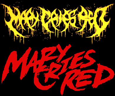 Mary Cries Red - Logo