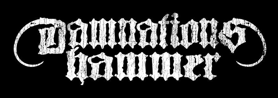 Damnation's Hammer - Logo