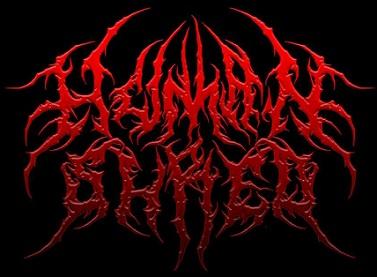 Human Shred - Logo