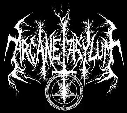 Arcane Asylum - Logo