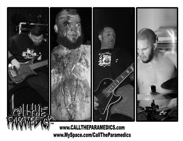 Call the Paramedics - Photo