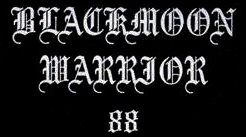 Blackmoon Warrior 88 - Logo