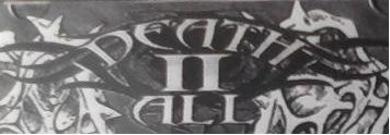 Death II All - Logo
