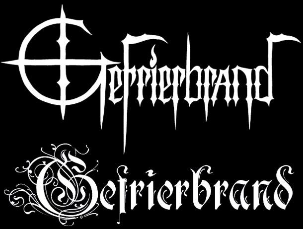 Gefrierbrand - Logo