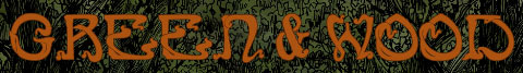 Green & Wood - Logo