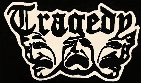 Tragedy - Logo