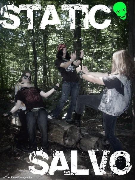 Static Salvo - Photo