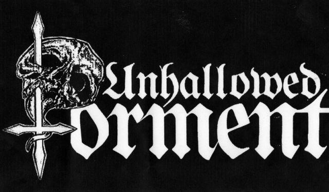 Unhallowed Torment - Logo