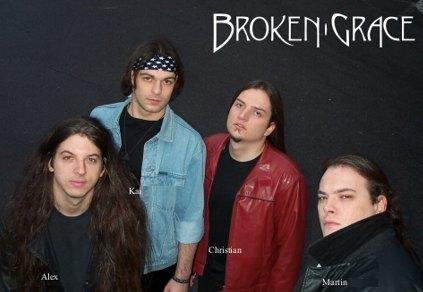 Broken Grace - Photo