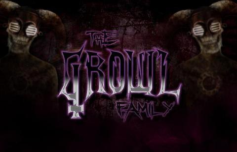 The Growl Family - Logo