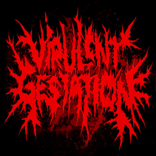 Virulent Gestation - Logo