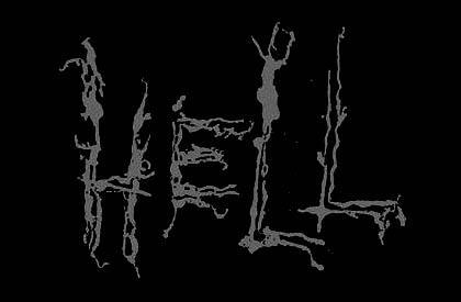 Hell - Logo