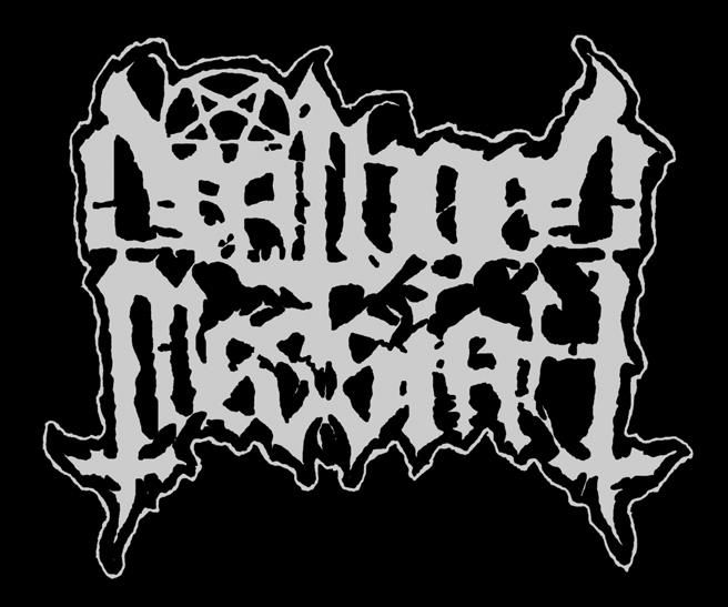 Deathgod Messiah - Logo