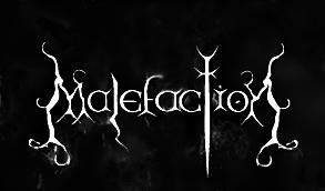 Malefaction - Logo