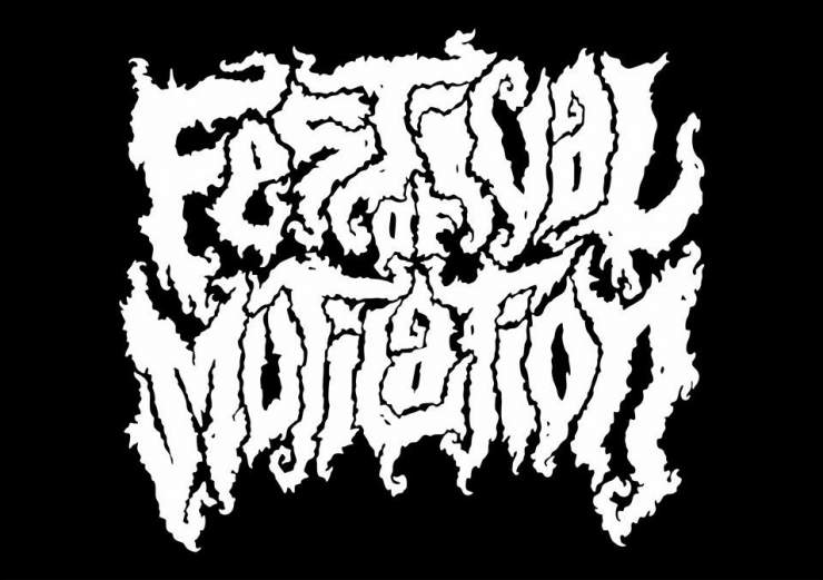 Festival of Mutilation - Logo